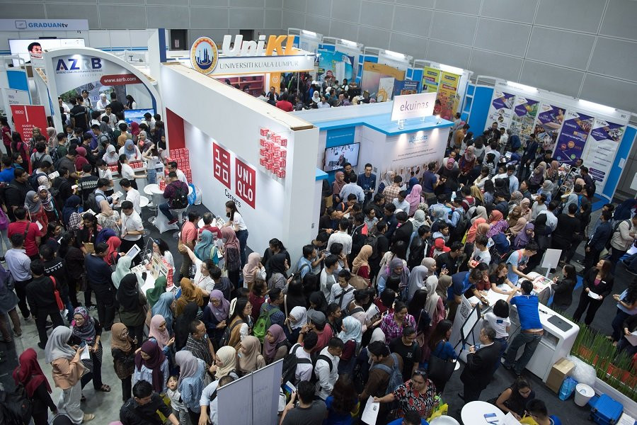 GRADUAN ASPIRE Career Fair 2019