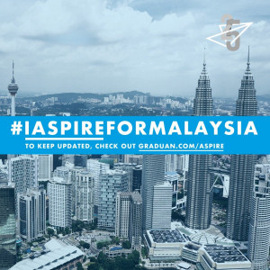 Tell us how you make Malaysia a better place