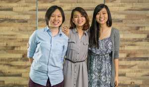 These Three Women Found A Unique Way To Help Change Lives