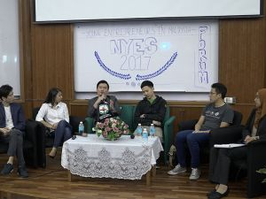 National Young Economists Summit 2017 (NYES) by University of Malaya Economics Society (PEKUMA) 14th - 15th January 2017